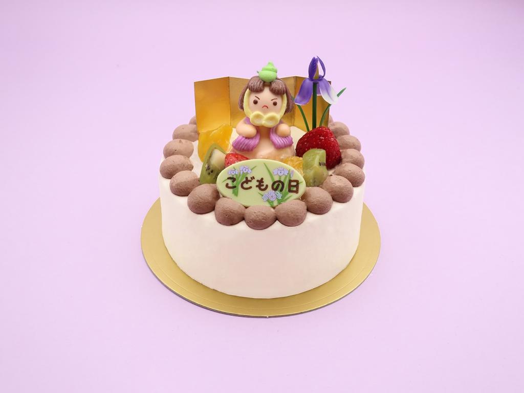 cake太陽ノ塔2021年子供の日ホールケーキご予約受付中